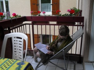Writing in France